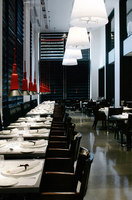 Hotel Puerta America - Creation and decoration of the restaurant | Restaurant interiors | Christian Liaigre