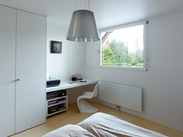 Umwandlung und Schaffung zweier Appartements | Living space | bunq architectes