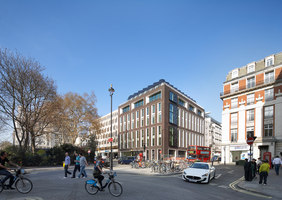 Hanover Square | Mehrfamilienhäuser | Squire and Partners