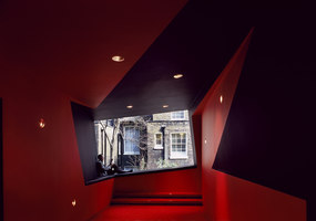 Birkbeck Centre for Film and Visual Media | Universitäten | Surface Architects