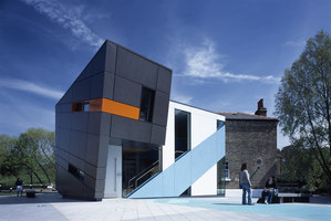 Lock Keepers College | Universités | Surface Architects