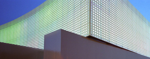 Le Prisme Concert Hall, Aurillac | Concert halls | Brisac Gonzalez