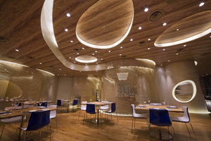 Nautilus Project | Restaurant interiors | Design Spirits