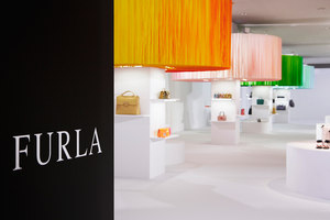 Installation for FURLA / hanami | Shop-Interieurs | Emmanuelle Moureaux Architecture + Design