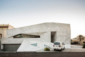Rock House | Casas Unifamiliares | AGi architects