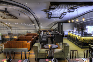 Grosvenor Cafe | Café interiors | Surface-id