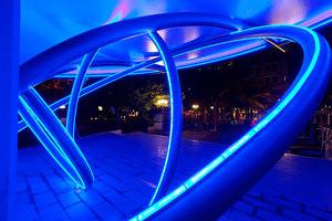 IMPULS – Lichtkunstbühne für Bochum | Installationen | leichtbaukunst