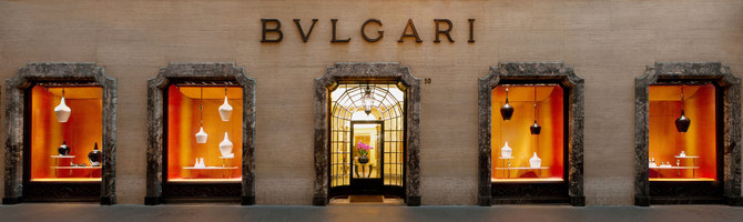 Marco Piva for Bulgari | Shop interiors | Marco Piva