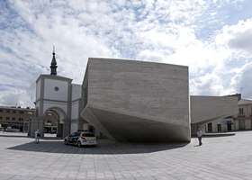New Cultural Center, Madrid | Theater | Fündc