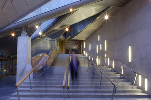 Scottish Parliament Building | Bâtiments administratifs | OVI - Office for Visual Interaction