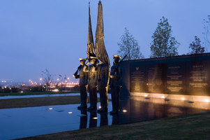 United States Air Force Memorial | Monuments / Sculptures / Plateformes panoramiques | OVI - Office for Visual Interaction