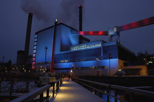 Naistenlahti Power Plant | Industrial buildings | Valoa Design