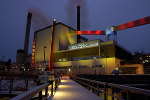 Naistenlahti Power Plant | Constructions industrielles | Valoa Design