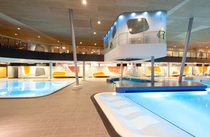 Therme Bad Ems | Spa Anlagen | Ulrike Brandi Licht