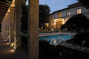 Villa Necchi Campiglio | Detached houses | BBLD - Barbara Balestreri Lighting Design