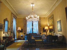 Villa Necchi Campiglio   Detached houses   BBLD - Barbara Balestreri Lighting Design