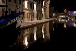 Comacchio Historical Centre | Plazas | Giordana Arcesilai