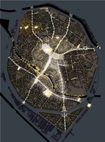 Mechelen Lighting Masterplan   Parks   Susanna Antico