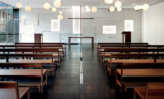 Puckapunyal Military Area Memorial Chapel | Church architecture / community centres | BVN