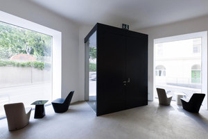 IG Architektur RAUM | Office facilities | PLOV ZT