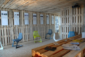 Palettenhaus | Casas Unifamiliares | SParch