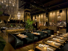 The Hurricane Club | Restaurant interiors | Focus Lighting