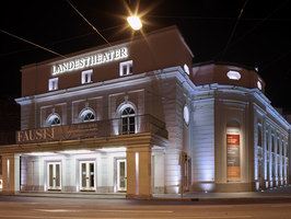 State Theater Salzburg | Théâtres | podpod design