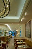 Restaurant Bocca di Lupo | Restaurant interiors | Mindseye