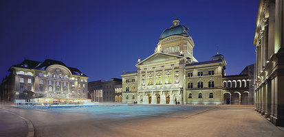 Swiss Parliament Building | Administration buildings | Vogt & Partner