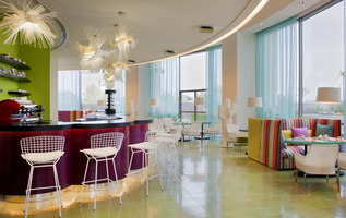 Hotel Missoni | Diseño de hoteles | ksld | Kevan Shaw Lighting Design