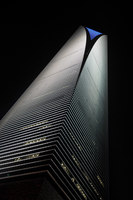 Shanghai World Financial Center | Administration buildings | Motoko Ishii Lighting Design