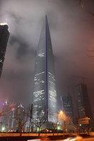 Shanghai World Financial Center | Bâtiments administratifs | Motoko Ishii Lighting Design
