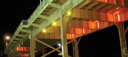Louisville Second Street   Bridges   Leni Schwendinger Light Projects