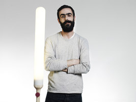 Lighthouse Lamp | Prototypes | Dimitrios Stamatakis Design