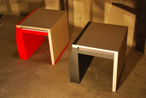 Folder chair | Prototypes | PARCHITECTS studio