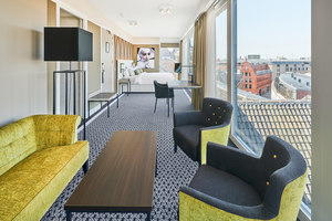 Hotel Nassau Breda | Herstellerreferenzen | GROHE