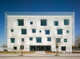 FEDA Confederation of Employers of Albacete Headquarters | Bürogebäude | Cor Asociados Arquitectos