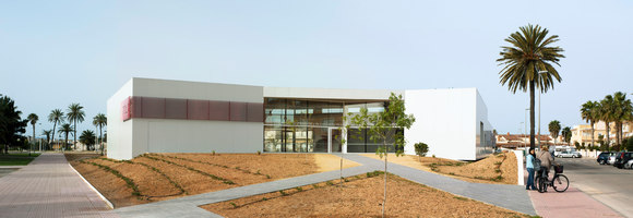 Nursery school and kindergarten Palm trees | Kindergärten/Krippen | Cor Asociados Arquitectos