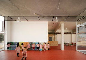 Nursery school and kindergarten Palm trees | Kindergartens / day nurseries | Cor Asociados Arquitectos