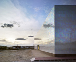 Music Hall and Auditorium in Algueña MUCA | Auditorium | Cor Asociados Arquitectos