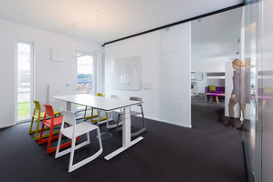 roomarts – arbeiten.leben.wohnen | Manufacturer references | WINI Büromöbel