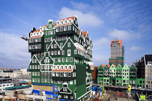 Inntel Hotel Amsterdam-Zaandam | Alberghi | WAM architecten