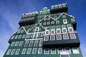 Inntel Hotel Amsterdam-Zaandam | Hotels | WAM architecten