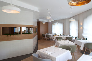 Restaurante Seasons | Manufacturer references | Marset