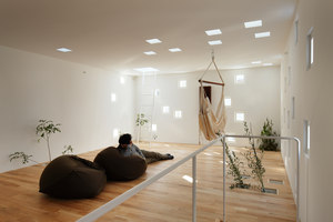 RoomRoom | Einfamilienhäuser | Takeshi Hosaka Architects