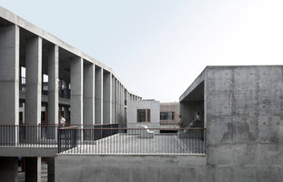 XiaoQuan Ethnic Elementary School | Écoles | TAO - Trace Architecture Office