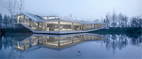 Riverside Clubhouse | Detached houses | TAO - Trace Architecture Office