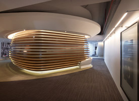 The Tamdeen Group Headquarters | Office facilities | Colacion Studio