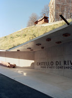 La Ronde: A New Path to the Castello di Rivoli | Museums | Hubmann Vass