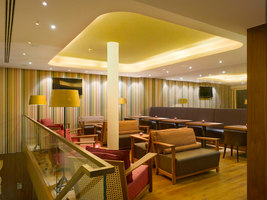 "4 Sterne Privathotel ""Waldhotel Stuttgart"" | Hotel interiors | Behncke Architects"